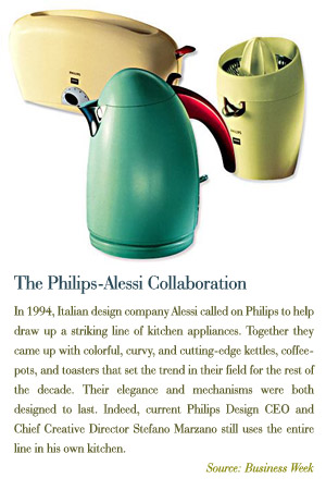Philips - Alessi collaboration