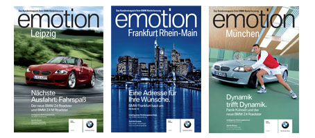 BMW Emotion