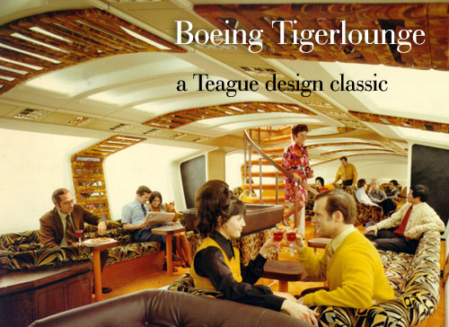 Boeing Tiger Lounge