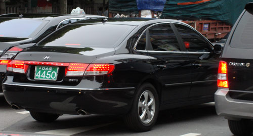 2005 Hyundai Grandeur